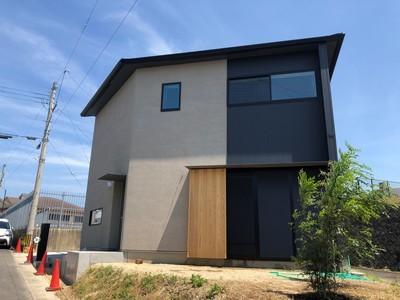 滋賀県木造新築住宅完成